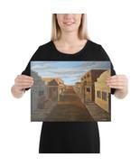 "Canvas Print "" Out West"" - $56.95+"