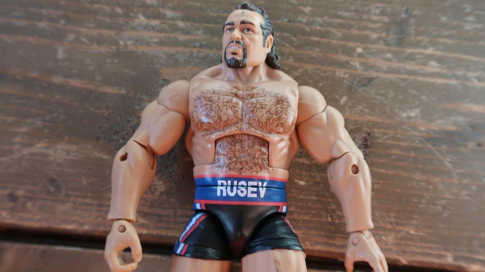 RUSEV WWE wrestling ELITE FIGURE by MATTEL image 2