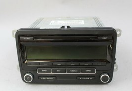 11 12 13 VOLKSWAGEN JETTA GT AM/FM RADIO CD PLAYER RECEIVER - $49.49