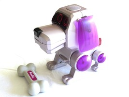 Electronic Poo-Chi Robot Dog Tiger Toys Robotic Pooch Vintage 2000 Working - $39.99