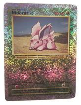 Pokemon Card - Nidoran - (83/110) Legendary Collection Set Reverse Holo ... - $10.99