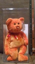 Ty Beanie Babies - MasterCard Bear anniversary 6th edition (in transpare... - $19.99