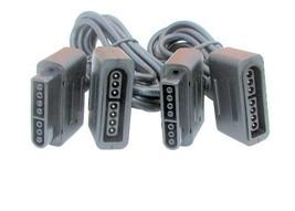 Gen 2 x Extension Cable for Super Nintendo SNES Controller - $11.64