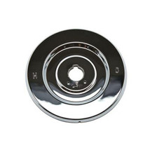 Moen Style Chateau Escutcheon in Chrome for Single-Handle Tub and Shower... - $15.88