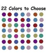 "Confetti Circle 1/4"" - 20 Colors to choose - $1.81 per 1/2 oz. FREE SHIP - $3.95+"