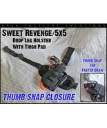 Thigh holster sweet revenge 5x5 quickdraw main thumbtall