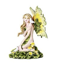 Daisy Fairy Cheerfullness and Innocense Fairy Collectible 4.75 Inches - $27.71