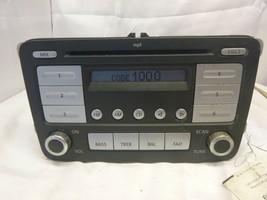 06 07 08 09 10 VW Rabbit Jetta Am Fm Radio Cd Mp3 1K0035161C RQV34 - $23.76