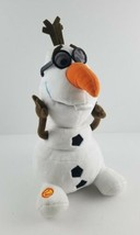 Used Disney Store Frozen Olaf Singing Plush Summer Sunglasses Sings Move... - $26.83 CAD