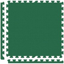 Alessco Premium SoftFloors Green (8' x 8' Set) - $143.38
