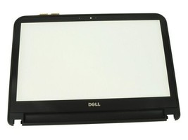 Inspiron 3421 Touch Glass Digitizer H8FM6 with Black Bezel - $88.87