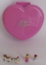 1992 Polly Pocket Vintage Lot Starlight Castle Compact Bluebird Toys - $60.00