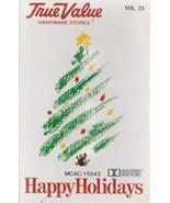 Happy Holidays - #23 (True Value Hardware Christmas Collector Album) Cas... - $9.90