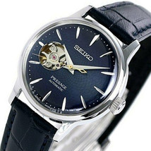 NEW Seiko SSA785J1 Presage Skeleton Dial Cocktail Watch 33.8MM (made in Japan) - $353.18