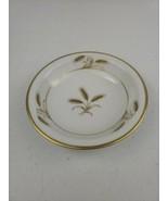 "Rosenthal Bountiful Golden Wheat Center Gold Rim Fruit Dessert Bowl 5.25"" - $5.27"