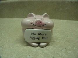 Animal Pig Salt Shaker  #148 - $2.99