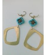 Thad Kline Geometric Earrings - $45.00