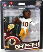 McFarlane Toys NFL Series 32 (Chase #1126) Robert Griffin III-Washington... - $39.95