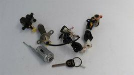 92-00 Lexus SC300 SC400 Ignition Door Trunk Glovebox Lock Combo Set image 7