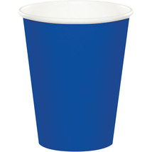 Touch of Color 9 oz Hot/Cold Cups Cobalt/Case of 240 - $45.68