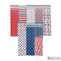 Patriotic Patterns Pencil Assortment - $10.86