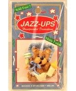 FREEBIE Jazz-Ups Flatback Baby Bear Scrapbooking - $0.00