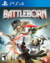 Battleborn PlayStation 4 - PS4 Game, Brand New, Factory Sealed - $12.82