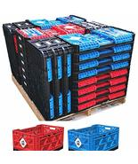 BIGANT 1-Pallet Collapsible Milk Crates Heavy Duty for Commercial - Mix ... - $3,861.00
