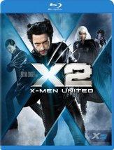 X2: X-Men United [Blu-ray] (2003)