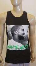 Kanye West 002  Black Tank Top  Wyoming Concert Good Music I Feel Like  tee YE - $17.49+