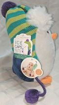Baby Aspen BA11039NA Ice Caps Hat For Baby And Penguin Plush Gift Set image 4