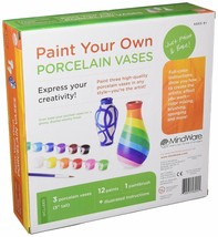 MindWare Paint Your Own Vases image 2