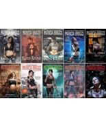 MERCY THOMPSON Paranormal Fantasy Series Set of Mass Market Paperbacks 1-10 - $59.99