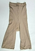 Spanx by sara blakely High-Rise Mid-Thigh Shaper Tights, Nude, Size C - $14.98