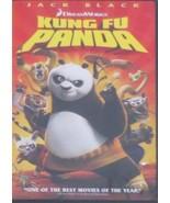 Kung Fu Panda (DVD, 2008, Widescreen) - $5.34
