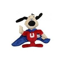 MULTIPET Underdog Dog Toy - plush cartoon character fun Dog toys - $12.81
