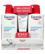 Eucerin Intensive Repair Body Lotion (21 fl. oz., 2 pk.) + Advanced Repa... - $26.87
