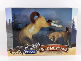 Breyer Horse Classic AMERICA'S WILD MUSTANGS Outlaw & Amigo 300322 2013 ... - $49.49