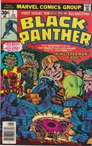 Black Panther #1Marvel Comics Vintage (Jan 1977, Marvel) - $99.99