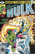 The Incredible Hulk Comic Book #243, Marvel Comics 1980 FINE- - $2.75