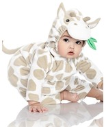 NEW NWT Boys or Girls Carter's Halloween Costume Giraffe 3/6 or 6/9 Months - $24.99
