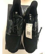 UltraBoost 19 'Core Black' Men's Shoes SKU: G54009 Size US 10 UK 9.5 F 44 - $118.79