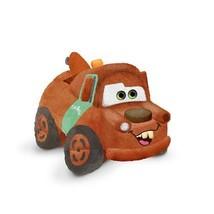 "Disney/Pixar Cars Lightning Mcqueen Pillow Pets Pee Wees 11"" - Mater - $14.99"