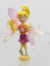 2001 Vintage Polly Pocket Dolls Fairy Flying School - Fairy Polly - $6.50
