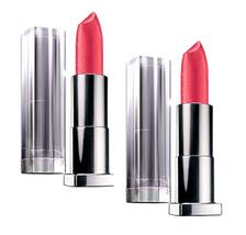 2 Pack Maybelline Color Sensational High Shine Lipcolor Lipstick Fruit P... - $14.99