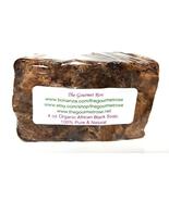 4 oz Bar African ORGANIC BLACK SOAP Anti Acne Facial Blemish Natural Cle... - $4.50