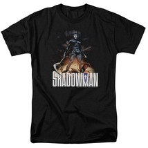Shadowman T Shirt Valiant Comics Universe Bosou Koblamin graphic tee VAL166 image 1