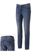 """New ROCK & REPUBLIC R&R Size: 10 M """"Berlin"""" Dock Rock Skinny Jeans Джинсы - $59.99"""