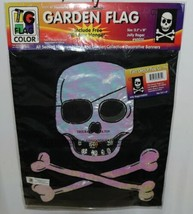 Two Group Flags Co 65031 Jolly Roger Indoor Outdoor Nylon Banner image 2
