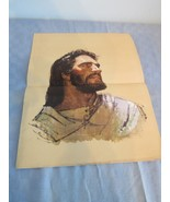 "K.Hook My Savior Smiling Standard Publishing Company 1962 20"" By 16"" - $21.54"